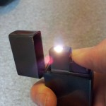 TU60 lighter in action