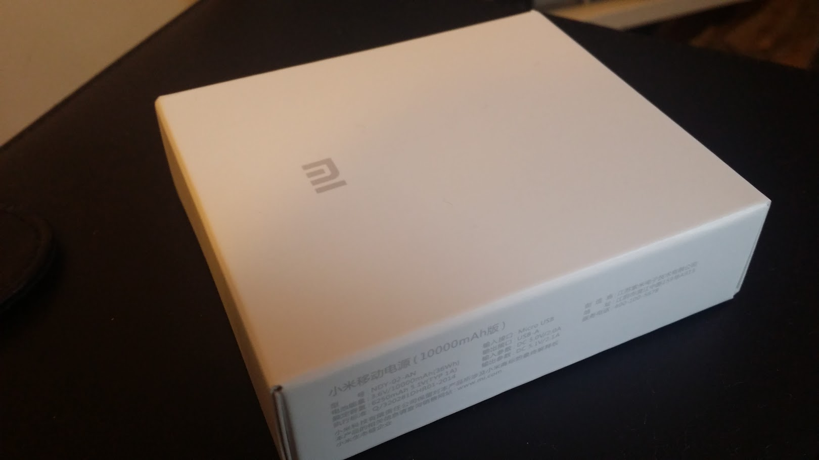 Xiaomi 10000mah Power Bank Review Pocket Sized Powerbank As Expected Does A Great Job With The Packaging